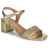 Schuhe Damen Sandalen / Sandaletten Betty London OUPETTE Golden