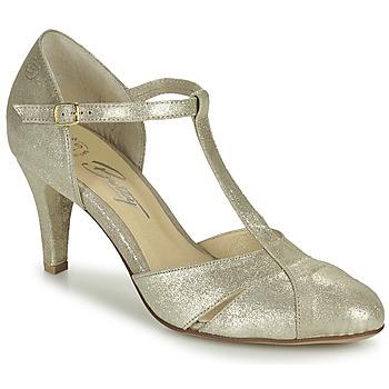 Schuhe Damen Pumps Betty London MASETTE Golden