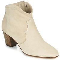 Schuhe Damen Low Boots Betty London OISINE Beige