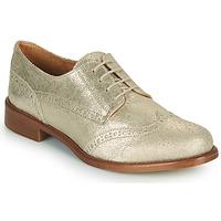 Schuhe Damen Derby-Schuhe Betty London CODEUX Golden