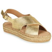 Chaussures Femme Sandales et Nu-pieds Minelli MEPLATINE