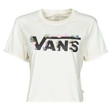 Abbigliamento Donna T-shirt maniche corte Vans BLOZZOM ROLL OUT