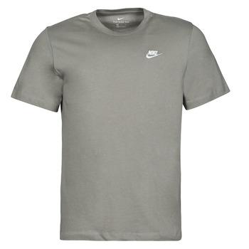 Kleidung Herren T-Shirts Nike NSCLUB TEE Khaki