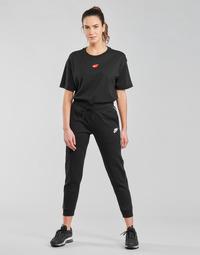 Abbigliamento Donna Pantaloni da tuta Nike NSMLNESSNTL FLC MR JGGR