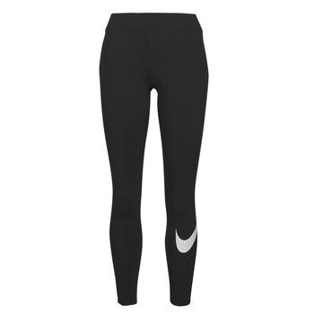 Abbigliamento Donna Leggings Nike NSESSNTL GX MR LGGNG SWSH