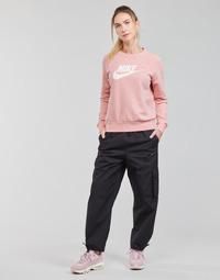 Kleidung Damen Jogginghosen Nike NSICN CLASH PANT CANVAS HR Grau
