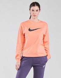 Vêtements Femme T-shirts manches longues Nike NSICN CLSH LS TOP HBR