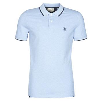 Kleidung Herren Polohemden Selected SLHNEWSEASON Blau / Hell