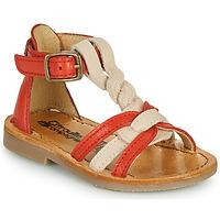 Chaussures Fille Sandales et Nu-pieds Citrouille et Compagnie GITANOLO