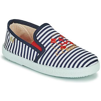 Schuhe Jungen Sneaker Low Citrouille et Compagnie OCILO Marineblau