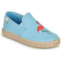 Schuhe Mädchen Ballerinas Citrouille et Compagnie OSARA Blau