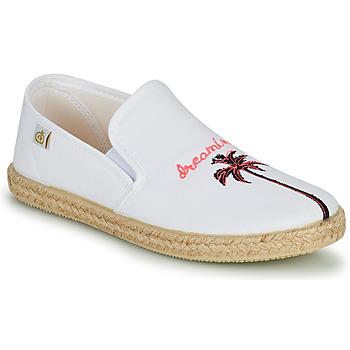 Schuhe Mädchen Ballerinas Citrouille et Compagnie OWAT Weiß