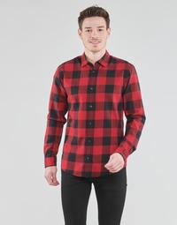 Abbigliamento Uomo Camicie maniche lunghe Jack & Jones JJEGINGHAM