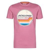 Vêtements Homme T-shirts manches courtes Jack & Jones JORTYLER