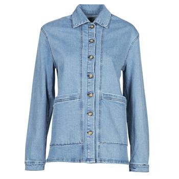 Vêtements Femme Vestes en jean Betty London OVEST