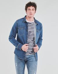 Vêtements Homme Chemises manches longues Yurban OPUCI