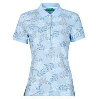 Vêtements Femme Polos manches courtes Benetton CHOLU