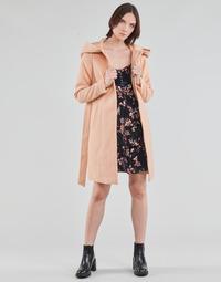 Kleidung Damen Mäntel Vero Moda VMCALALYON HOOD 3/4 JACKET GA