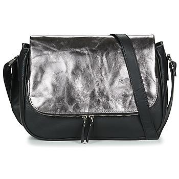 Taschen Damen Umhängetaschen Betty London EZIGALE Silber
