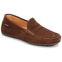 Schuhe Herren Slipper Christian Pellet Cador Braun,