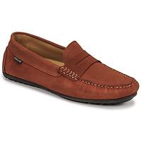 Schuhe Herren Slipper Christian Pellet Cador Rot