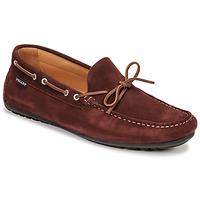 Schuhe Herren Slipper Christian Pellet Nere Bordeaux