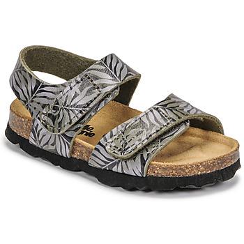 Schuhe Kinder Sandalen / Sandaletten Citrouille et Compagnie BELLI JOE Khaki