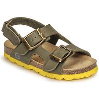 Schuhe Jungen Sandalen / Sandaletten Citrouille et Compagnie KELATU Khaki