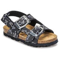 Schuhe Jungen Sandalen / Sandaletten Citrouille et Compagnie KELATU Marineblau