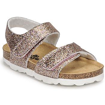 Schuhe Mädchen Sandalen / Sandaletten Citrouille et Compagnie BELLI JOE Bunt
