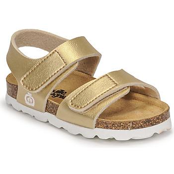 Schuhe Mädchen Sandalen / Sandaletten Citrouille et Compagnie BELLI JOE Golden