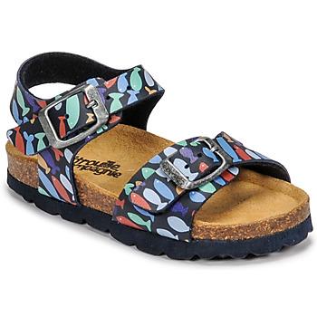 Schuhe Jungen Sandalen / Sandaletten Citrouille et Compagnie RELUNE Bunt