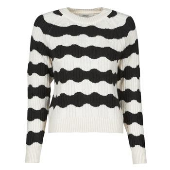 Kleidung Damen Pullover Only ONLKAITLIN Weiß