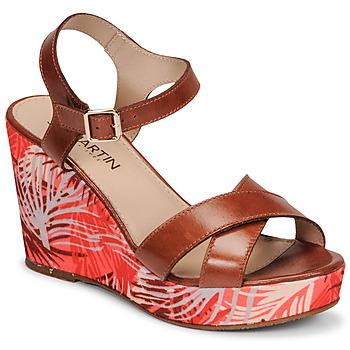 Chaussures Femme Sandales et Nu-pieds JB Martin OCELIA