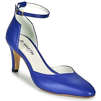 Schuhe Damen Pumps JB Martin NATACHA Blau