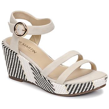 Chaussures Femme Sandales et Nu-pieds JB Martin DORKA