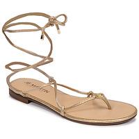 Schuhe Damen Sandalen / Sandaletten JB Martin GERONA Gold