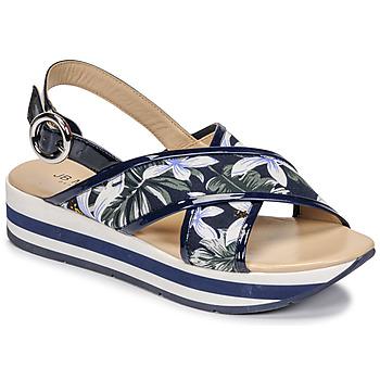 Chaussures Femme Sandales et Nu-pieds JB Martin ILANG