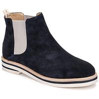 Schuhe Damen Boots JB Martin XILANE Marineblau
