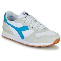 Schuhe Herren Sneaker Low Diadora CAMARO Blau / Weiß