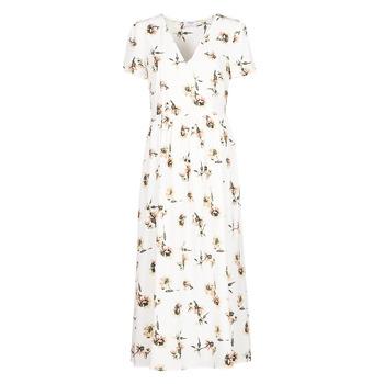 Kleidung Damen Maxikleider Betty London OFRI Weiß