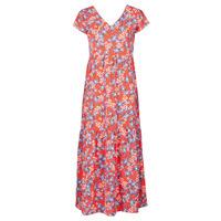 Kleidung Damen Maxikleider Betty London ODE Rot / Bunt