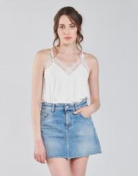 Kleidung Damen Tops / Blusen Moony Mood OTOP Weiß