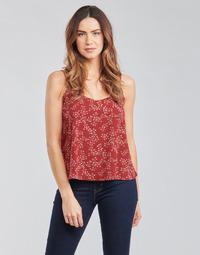 Kleidung Damen Tops / Blusen Moony Mood OPALE Rot