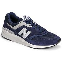 Schuhe Herren Sneaker Low New Balance 997 Marineblau