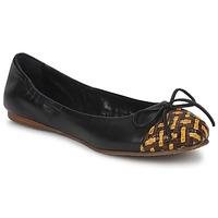 Schuhe Damen Ballerinas Stéphane Kelian WALLY Gelb