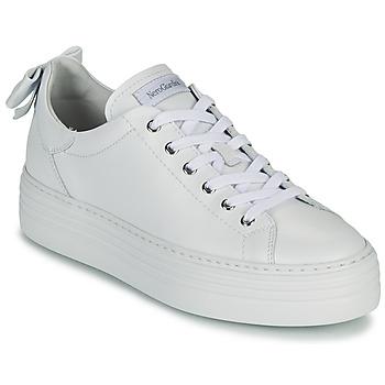Schuhe Damen Sneaker Low NeroGiardini FILLA Weiß