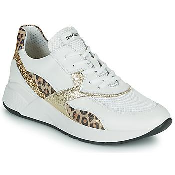 Scarpe Donna Sneakers basse NeroGiardini FIDEL