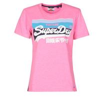Abbigliamento Donna T-shirt maniche corte Superdry VL CALI TEE 181