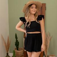 Vêtements Femme Shorts / Bermudas Céleste MAGNOLIA